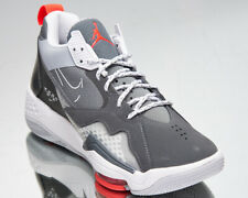 Jordan Zoom 92 Men's Cool Grey White Athletic Casual Lifestyle Sneakers Shoes