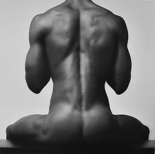 Robert Mapplethorpe Kunstdruck Photo Art Print 48x56 Clifton 1981 Nude Male Body