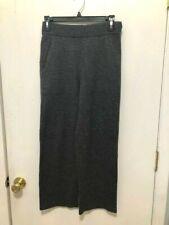 NEW Madewell Women's Merino Wool Wide-Leg Sweater Pants SZ XXS Gray