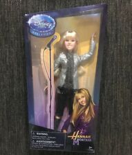 "DISNEY STORE EXCLUSIVE Hannah Montana 10"" Doll - RARE - BRAND NEW!"