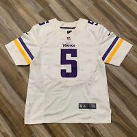 Nike NFL Teddy Bridgewater Saints Vikings Elite 599965 Who Dat! Size 44 $295