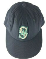 Seattle Mariners MLB New Era Size 7 Fitted Hat