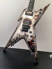 Dean Dime Razorback Rust Guitar USA - Dimebag Darrell NEW Artist's Proof 2005