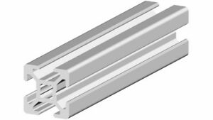 2020 Aluminium Extrusion / Profile with a 6mm slot