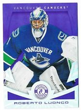 2013-14 Totally Certified Mirror Platinum Purple #6 Roberto Luongo 19/35 !!