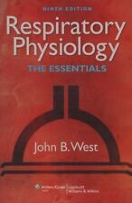 Respiratory Physiology, Paperback, By West