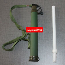 Portable Army Soldier Hiking Camping Survival Emergency Water Filter Purifier