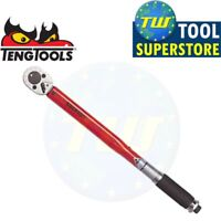 Teng 1292AG-EP Torque Wrench 40-200Nm 30-150 Ft. lb 1/2in Drive Ratchet Angular