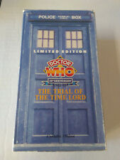 Doctor Who Trial of the Time Lord VHS 3 Tape Set Sixth Dr Colin Baker & Peri