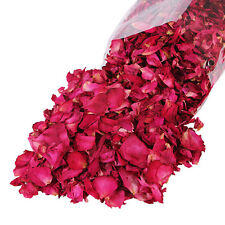 50g Bulk Dried Rose Buds Blooms Flowers Very Fresh Biodegradable Confetti