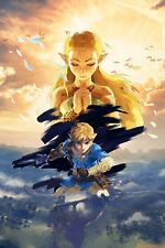 Zelda Poster Length :500 mm Height: 800 mm SKU: 6889