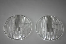 FOR VW BUG BUS T2 FRIDOLIN KÜBEL TYP181 1600 TYP3 SET HEADLIGHT LENSES BOSCH NEW