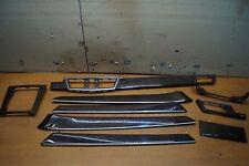 Origi Mercedes W212 E200 Amaturenbrett Schaltkulisse Set Zierleiste A2127300122