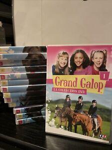Lot 27 Dvd Grand Galop Version Française