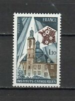 S25199) France 1977 MNH Catholic Schools 1v