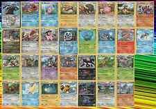 Lot de 30 Cartes Pokemon différentes de 100 à 140PV - Neuves Françaises