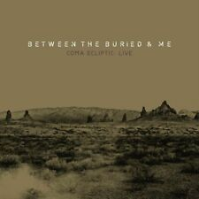 Between The Buried & Me Coma Ecliptic Live 2lp Vinyl 2017