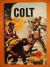 COLT N° 24. Les bombardiers fantômes. éditions Europ du 3ème tri 1968
