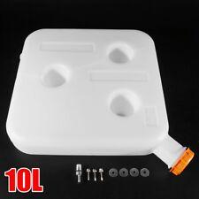 10L Plastic Fuel Oil Gasoline Tank Car Truck Boat Van Air Diesel Parking Heater