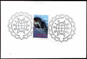 Somaliland Titanic Movie Stamp Cover #C35347