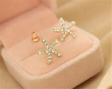 Crystal Animals & Insects Alloy Costume Earrings