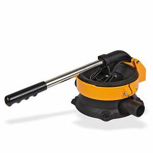 Wasserpumpe Handwasserpumpe Wasserhandpumpe Handpumpe Gartenpumpe bis 65l/min