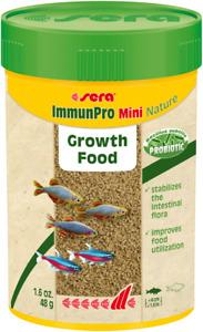 Sera ImmunPro Mini Nature 48g Probiotic Growth Food for Ornamental Fish Granule