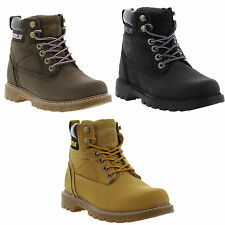 Caterpillar Women's Lace Up Ankle Boots