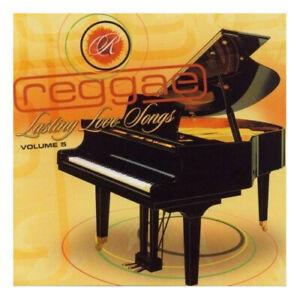 REGGAE LASTING LOVE SONGS volume 5 LP 2006 VP VPRL1726 new sealed