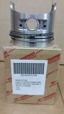 Yanmar Piston with Rings 0.50 Oversize L70AE 3KW Genset 714880-22582