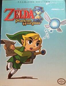 Legend of Zelda: Phantom Hourglass: Strategy Guide