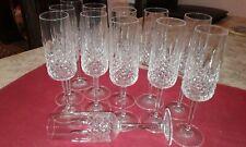 20 Flute in cristallo
