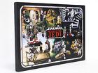 Star Wars Regal Robot Return Of The Jedi Vintage Carry Case Wood Art Plaque