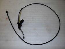 original cable de freno trasero con palanca y soporte, PARA KYMCO KB 50