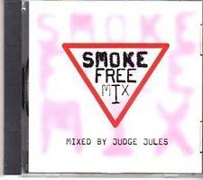 (CY224) Smoke Free Mix, Mixed by Judge Jules - 1995 DJ CD