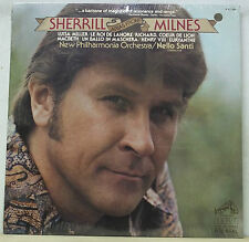 Sherrill Milnes - Opera Arias - RCA ARL1-0851 SEALED