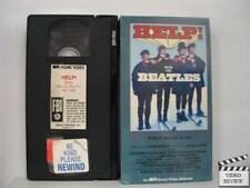 Help! With The Beatles VHS 1987
