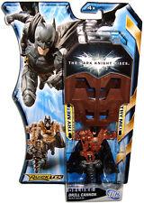 The Dark Knight Rises Deluxe Drill Cannon Batman Action Figure MIB Mattel Toy DC