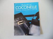 - CATALOGO DEPLIANT BROCHURE COCCINELLE AUTUNNO/INVERNO 1995/1996
