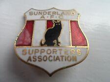 Sunderland  Football Supporters Club Enamel Badge