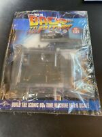 EAGLEMOSS BACK TO THE FUTURE DELOREAN DMC ISSUE 131 1:8 SCALE BUILD YOUR OWN