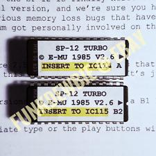E-mu SP-12 Turbo OS v2.6 EPROM Firmware Upgrade KIT