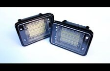 Mercedes Benz GLK X204 LED License Number Plate Lights MB AMG Brabus Carlson