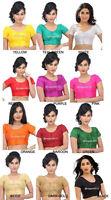 Readymade Saree Blouse, readymade blouse, indian blouse, plain blouse, choli cut