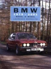 BMW 1975-2001: Model by Model-ExLibrary