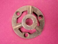 Vintage Cast Iron Mounting Hardware Bracket for Ceiling Light Lamp Fixture Part