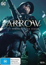 Arrow : Season 5 (DVD, 2017, 5-Disc Set)