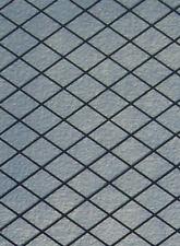 A4 diamond vitraux effet clair feuille plastique, doll house windows