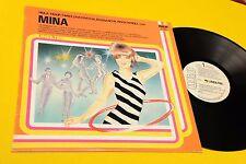 MINA LP HULA HOOP PROMO MINT MAI SUONATO 1983 UNPLAYED TOOOPPPPPPPPPPP