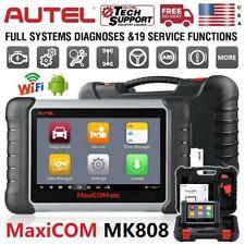 2020 Autel MaxiCOM MK808 MX808 PRO OBD2 Diagnostic Scanner Key Coding PK MK808BT